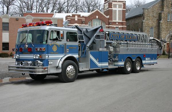 Elkins Fire Department (Randolph County)