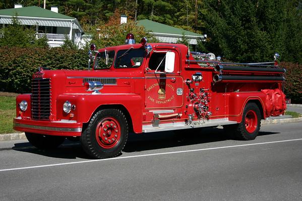 Greenbrier Hotel Fire Department (White Sulphur Springs, WV)