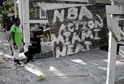 True NBA Fans Span The Globe.