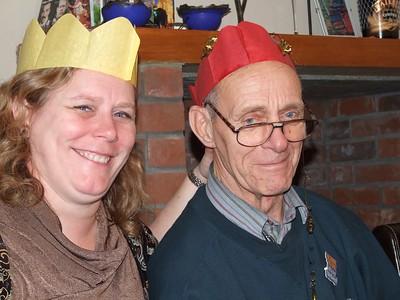 2008 Christmas and Ivans Birthday