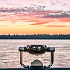 Take a Look of the Sunset Along the Hamilton Harbour