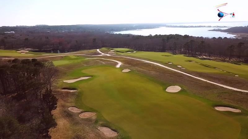 Shinnecock Hills Golf Course Construction