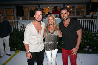 Val Max Chmerkovskiy , Lizzie Grubman, Max Max Chmerkovskiy photo by R.Cole for Rob Rich  © 2012 robwayne1@aol.com 516-676-3939