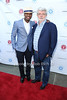 Ne-Yo and George Lucas attend  the 2012 Compound Foundation Fostering A Legacy Benefit honoring George Lucas at a private residence in East Hampton.(July 14, 2012)<br /> Rob Rich/SocietyAllure.com