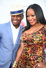 Ne-Yo and  Monyetta Shaw attend  the 2012 Compound Foundation Fostering A Legacy Benefit honoring George Lucas at a private residence in East Hampton.(July 14, 2012)<br /> Rob Rich/SocietyAllure.com