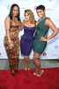 Monyetta Shaw,Adrienne Bailon, and RaVaughn Brown<br /> attend  the 2012 Compound Foundation Fostering A Legacy Benefit honoring George Lucas at a private residence in East Hampton.(July 14, 2012)<br /> Rob Rich/SocietyAllure.com