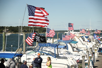 The Flags flied at the 2012 Harborfest in Sag Harbor on September 15, 2012. photo credit:Rob Rich/SocietyAllure.com