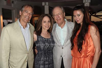 Gene Pressman,Gale Drucker, Ira Drucker, Christine Pressman  photo by Rob Rich/SocietyAllure.com © 2012 robwayne1@aol.com 516-676-3939