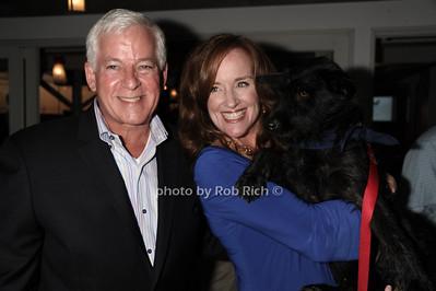 Chuck Lavine and Kathleen Rice photo by Rob Rich/SocietyAllure.com © 2012 robwayne1@aol.com 516-676-3939