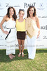 Elaina Scotto, Julia Scotto, and Rosanna Scotto attend Week 3 of the Bridgehampton Polo Challenge at Two Trees Farm in Bridgehampton. (August 4, 2012)<br /> Rob Rich/SocietyAllure.com