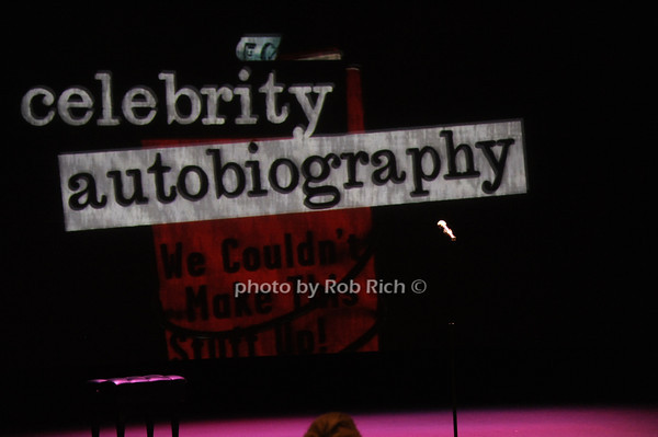 Celebrity Autobiography at Guild Hall in East Hampton. (August 24, 2012)<br /> photo credit: Rob Rich/SocietyAllure.com