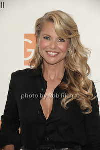 "Christie Brinkley attends ""Celebrity Autobiography"" at Guild Hall in East Hampton. (August 24, 2012) photo credit: Rob Rich/SocietyAllure.com"
