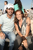 Ralph Lauren Model and polo player Nacho Figueras and Fashion Desigher Donna Karan attend the seasonal final polo match of the Bridgehampton <br /> Polo Challenge at Two Trees Farm in Bridgehampton. (August 25, 2012)<br /> photo credit: Rob Rich/SocietyAllure.com