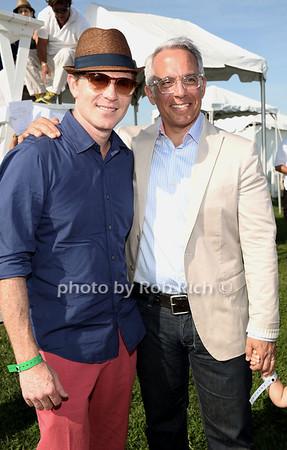 Bobby Flay and Geoffrey Zakarian