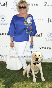 Lorna Luft and Harlan