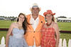 Leah Lane, Stewart Lane, and Bonnie Comley attend the seasonal final polo match of the Bridgehampton <br /> Polo Challenge at Two Trees Farm in Bridgehampton. (August 25, 2012)<br /> photo credit: Rob Rich/SocietyAllure.com