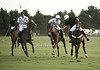 Playing Polo at