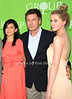 June 23, 2012:Hilaria Thomas, Alec Baldwin, and Ireland Baldwin  attend the Group for the East End's 40th. Anniversary Benefit and Auction at the Wolffer Estate in Sagaponack.photo by Rob Rich/SocietyAllure.com