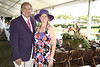 Stewart Lane and Bonnie Comley attend the 37th. Annual Hampton Classic Grand Prix in Bridgehampton.(September 2, 2012)<br /> photo credit: Rob Rich/SocietyAllure.com