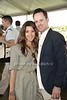Kerri Berson and Jason Hirsch attend the 37th. Annual Hampton Classic Grand Prix in Bridgehampton.(September 2, 2012)<br /> photo credit: Rob Rich/SocietyAllure.com