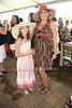 Isabella Whalen and Jacquelin Whalen attend the 37th. Annual Hampton Classic Grand Prix in Bridgehampton.(September 2, 2012)<br /> photo credit: Rob Rich/SocietyAllure.com