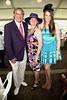 Stewart Lane, Bonnie Comley, and Leah Lane attend the