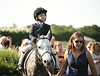Young Equestrian Lenny Lane competes at the