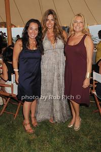 Samantha Yanks, Kelly Bensimon, Debra Halpert photo by Rob Rich/SocietyAllure.com © 2012 robwayne1@aol.com 516-676-3939