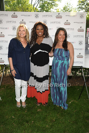 Debra Halpert, Star Jones, Samantha Yanks