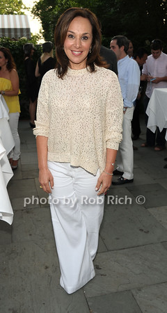 5-27-12:Rosanna Scotto attends Hamptons Magazine celebrates Matt Lauer at Annual Memorial Day Kickoff Party at Southampton Social Club. Rob Rich/SocietyAllure.com