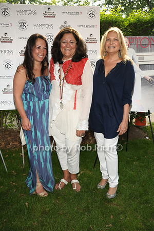 5-27-12:Samantha Yanks, Fern Mallis, and Debra Halpert attend Hamptons Magazine celebrates Matt Lauer at Annual Memorial Day Kickoff Party at Southampton Social Club. Rob Rich/SocietyAllure.com