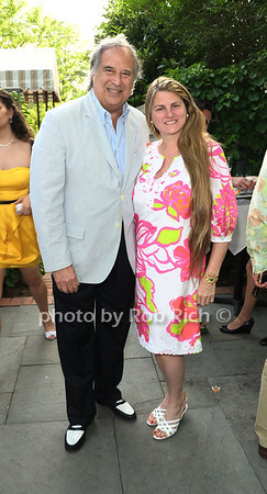 5-27-12:Broadway producers Stewart Lane and Bonnie Comley  attend Hamptons Magazine celebrates Matt Lauer at Annual Memorial Day Kickoff Party at Southampton Social Club. Rob Rich/SocietyAllure.com