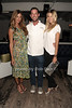 Kelly Killoren Bensimon, Seth Levine, and Jessica Hart<br />  photo  by Rob Rich © 2012 robwayne1@aol.com 516-676-3939