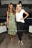 Kelly Killoren Bensimon and Jessica Hart<br />  photo  by Rob Rich © 2012 robwayne1@aol.com 516-676-3939