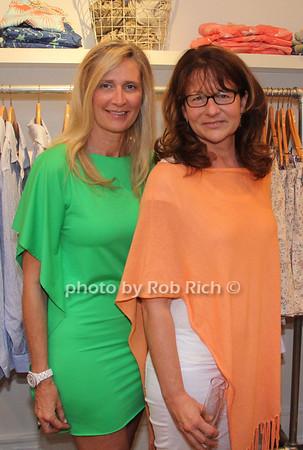Suzzanne Whitmore(designer of WHT), Patty Cinque