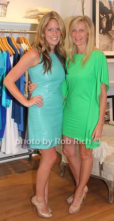 Lauren Gabrielson(designer of Lauren Gabrielson), Suzzanne Whitmore(designer of WHT)