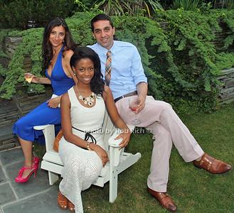 Ana Shaska, Courtanie Sanders, David Sarussi photo by M.Buchanan for Rob Rich© 2012 robwayne1@aol.com 516-676-3939