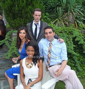 Ana Shaska, Alex Dietrich, Courtanie Sanders, David Sarussi photo by M.Buchanan for Rob Rich© 2012 robwayne1@aol.com 516-676-3939