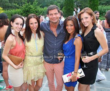 Ilana Maskin, Marjore Handelman, Regis Roumila, Loann Le, Gina Denezzo photo by M.Buchanan for Rob Rich© 2012 robwayne1@aol.com 516-676-3939