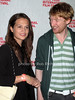 Actress Alicia Vikander and Actor Domhnall Gleeson