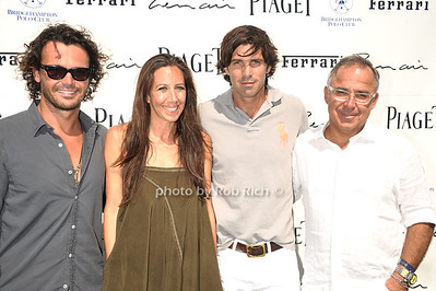 Juan Paolo De Felice, Gabby Karan, Nacho Figueras, Mr.Gazzara photo by Rob Rich/SocietyAllure.com © 2012 robwayne1@aol.com 516-676-3939