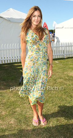 Kelly Bensimon attends opening day of Bridgehampton Polo at Two Trees Farm in Bridgehampton. (July 21, 2012) Rob Rich/SocietyAllure.com