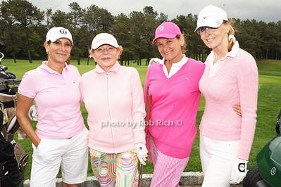 Guest, Sharlene Neederlander, Gail Diveris, Pat Russo