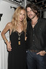 Celebrity Stylist Rachel Zoe and husband Rodger Berman celebrate her birthday at Georgica Restaurant in Wainscott. (August 31, 2012)<br /> photo credit: Rob Rich/SocietyAllure.com