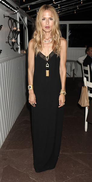 Celebrity Stylist Rachel Zoe celebrates her birthday at Georgica Restaurant in Wainscott. (August 31, 2012)<br /> photo credit: Rob Rich/SocietyAllure.com