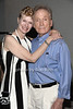 Martha Rogers and Dick Cavett attend a reading of Columbus & Amsterdam by Eugene Pack at Guild Hall in East Hampton. (August 17, 2012)<br /> photo credit: Rob Rich/SocietyAlllure.com