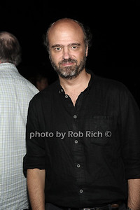 Scott Adsit attends a reading of Columbus & Amsterdam by Eugene Pack at Guild Hall in East Hampton. (August 17, 2012) photo credit: Rob Rich/SocietyAlllure.com