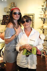 Amelina Siekluska and Jackie Mitchell photo by Rob Rich © 2012 robwayne1@aol.com 516-676-3939