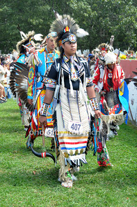 Participants at  the 66th.Annual Shinnecock Pow Wow at the Shinnecock Indian Reservation in Southampton. (Septemeber 3, 2012) photo credit: Rob Rich/SocietyAllure.com