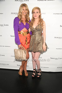Beth Ostrosky Stern, Devorah Rose photo by Rob Rich/SocietyAllure.com © 2012 robwayne1@aol.com 516-676-3939